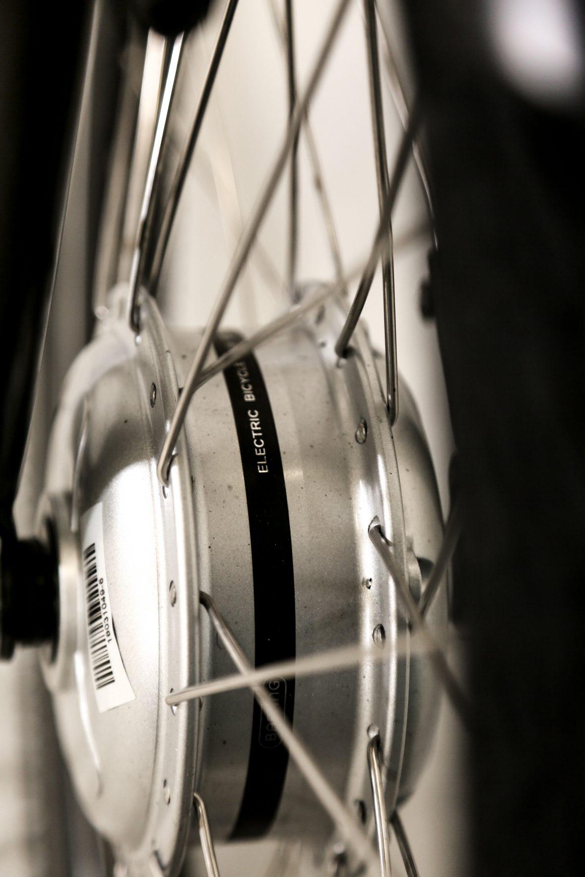 Moteur roue avant de vélo électrique