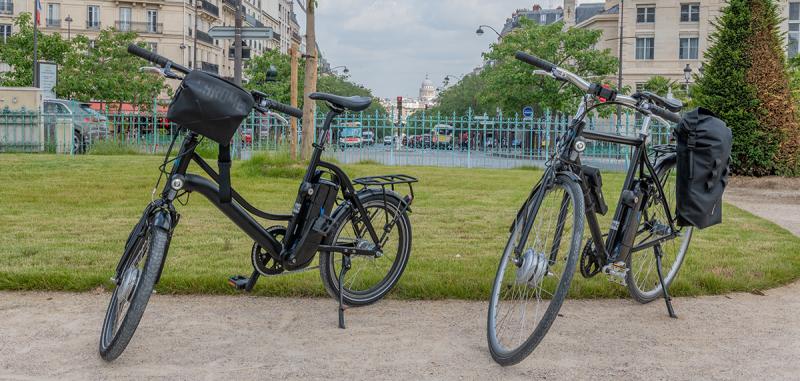 Top 9 des bons réflexes à vélo électrique en ville