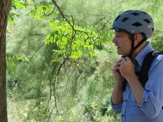 Le casque vélo : le choisir et bien le porter