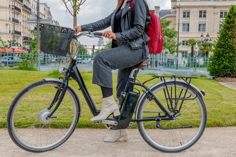 habiller vélo