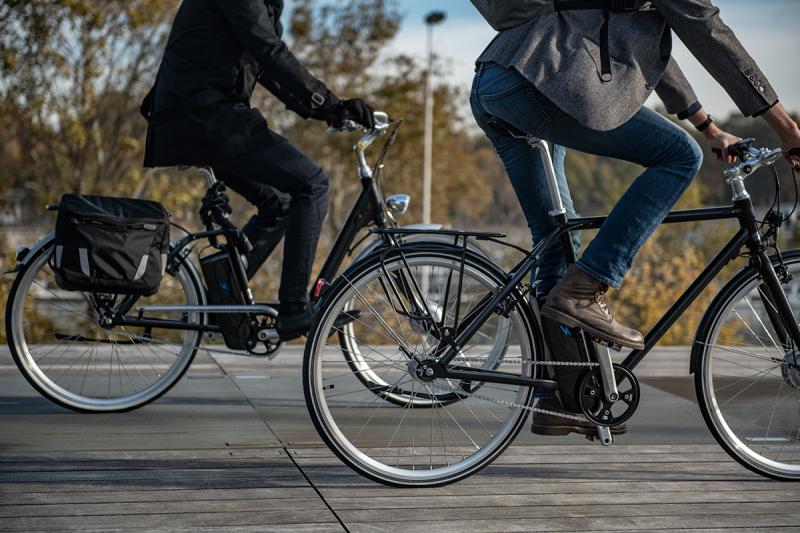 crevaison vélo pneu arrière
