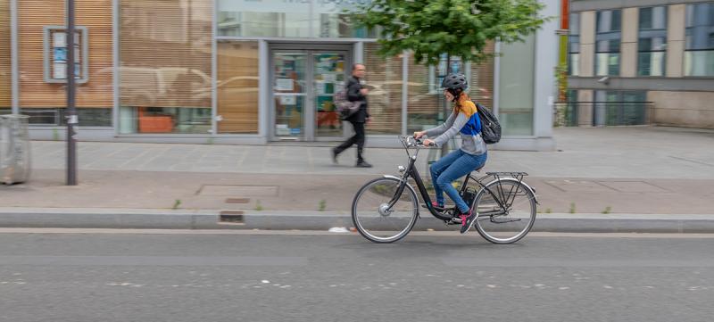 vélo électrique débutants