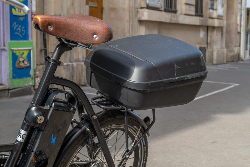 Pourquoi choisir un top case à vélo ?