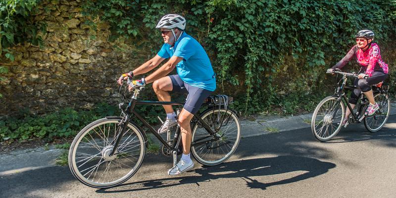 Bien se préparer pour une randonnée à vélo électrique