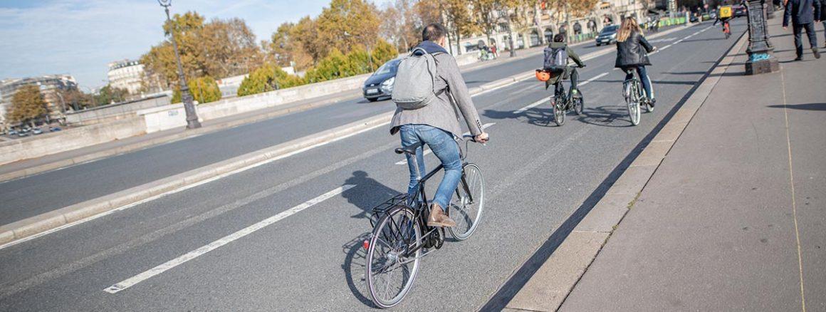 vélos en balade à Paris