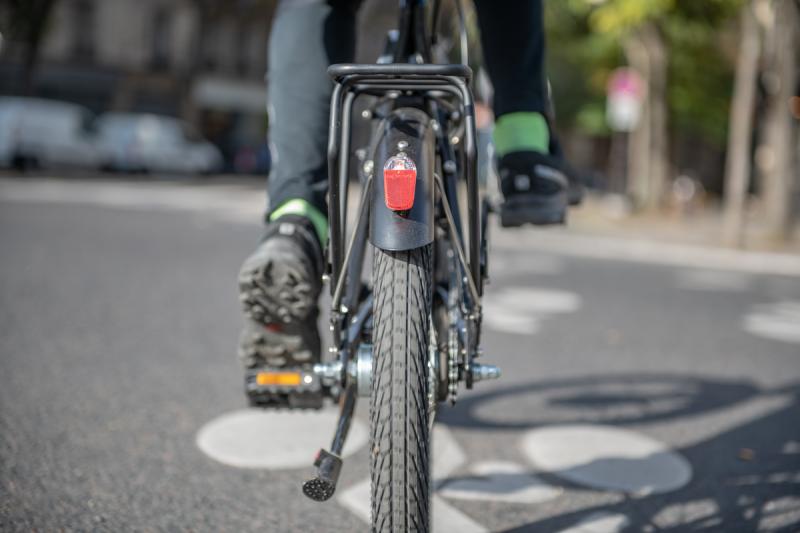 accessoires idéaux hiver visibilité à vélo